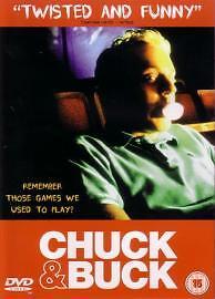 CHUCK & BUCK,  DVD, NEW & SEALED