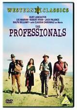 Burt Lancaster Western DVDs