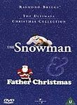 Raymond Briggs' The Snowman / Father Christmas (DVD, 2006)E0364