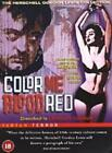 Color Me Blood Red (DVD, 2002)
