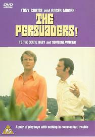 The Persuaders Episodes 23 amp 24 DVD Tony Curtis Roger Moore Free UK PampP - <span itemprop=availableAtOrFrom>Windlesham, Surrey, United Kingdom</span> - The Persuaders Episodes 23 amp 24 DVD Tony Curtis Roger Moore Free UK PampP - Windlesham, Surrey, United Kingdom