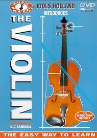 THE VIOLIN-TUITION JOOLS HOLLAND INTRODUCES. NEW ITEM