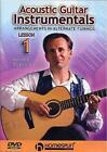 Acoustic Guitar Instrumentals 1 (DVD, 2005)