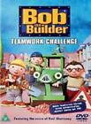 Bob The Builder - Teamwork Challenge (DVD, 2003)