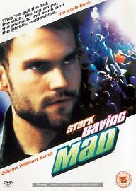 Stark Raving Mad (DVD, 2003)