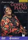 Learn To Play Gospel Piano (DVD, 2003, 2-Disc Set)