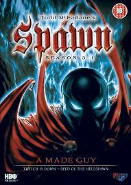 Spawn (Animated): Season 3 - Chapter 3.1 [DVD] - Denise Poirier,Kath Soucie,Mich