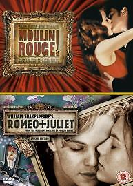 Moulin Rouge / Romeo And Juliet (DVD, 2004, 2-Disc Set)