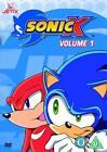 Sonic X - Vol. 1 (DVD, 2005, Animated)