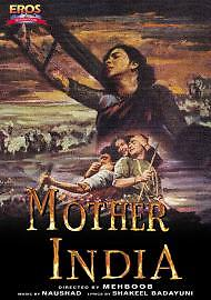 Mother India (DVD, 2003)- Very good condition - English subtitles