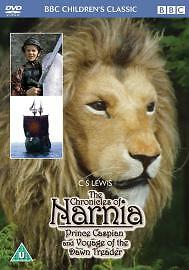 The-Chronicles-Of-Narnia-Prince-Caspian-Voyage-Of-The-Dawn-Treader-DVD