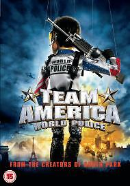 Team America  World Police DVD 2005 - <span itemprop='availableAtOrFrom'>Poole, Dorset, United Kingdom</span> - Team America  World Police DVD 2005 - Poole, Dorset, United Kingdom