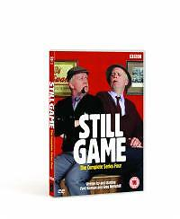 Still-Game-Series-4-DVD-2008-Ford-Kiernan-Greg-Hemphill