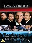 Law And Order - Series 3 - Complete (DVD, 2005)