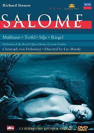 SALOME - NTSC Region Free (Sealed)
