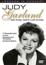 Judy Garland - Legends in Concert [DVD] (New & Sealed)