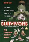 Survivors - Series 2 - Complete (DVD, 2007, 4-Disc Set)