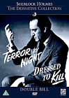 Sherlock Holmes - Terror By Night/Dressed To Kill (DVD, 2007)