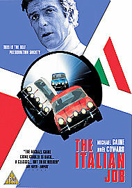 The Italian Job DVD 2007 - Hoddesdon, Hertfordshire, United Kingdom - The Italian Job DVD 2007 - Hoddesdon, Hertfordshire, United Kingdom