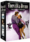Torvill And Dean Collection - Golden Moments/Ice Adventures/Face The Music/The Story So Far (DVD, 2007, 4-Disc Set, Box Set)
