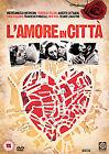 L'Amore In Citta - Love In The City (DVD, 2008)