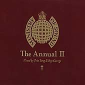 Ministry of Sound Dance & Electronica Music CDs Release Year 1996