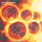 PROCOL-HAREM-The-Wells-On-Fire-CD-NEW-SEALED