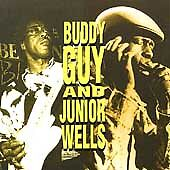 Buddy Guy - and Junior Wells [Castle] (1996) CD