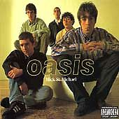 Oasis Music CDs Release Year 1996