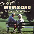 Various Artists - Songs For Mum and Dad, Vol. 1 (18 Wonderful Memories, 1995)