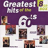 Greatest Hits Of The 60's (8 Cd Box Set) [IMPORT] by Various Artists (May-2001,