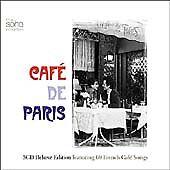 Various Artists - Café de Paris [Rerooted] (2002) 3 cd box collection with 60 tr