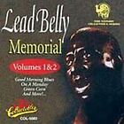 Lead Belly - Memorial, Vol. 1-2 (2005)