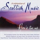 Various Artists-A Celebration of Scottish Music: Here's Tae Us CD   Excellent