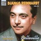 Django Reinhardt - Belleville (Classic Recordings, Vol. 10 1940-1942, 2007)