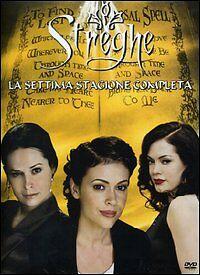 Streghe. La settima stagione completa (2004) DVD