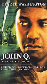 John Q (2001) VHS Warner  Video  Denzel Washington