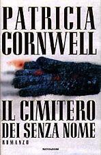 Letteratura e narrativa gialla e thriller copertina rigida Patricia Cornwell prima edizione