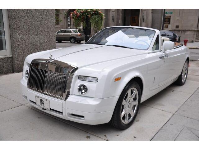 2010 rolls royce interior. 2010 Rolls-Royce DROPHEAD | 72