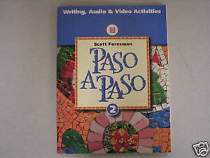 Paso A Paso 2 Workbook Answers