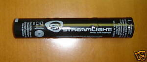 STREAMLIGHT LED STINGER POLY STINGER HP XT HP STINGER DS BATTERY 75175 NEW