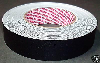 Selbstklebendes Fälzelband Gewebeband Regutex 50 m x 50 mm schwarz