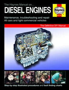 Diesel Engine Repair Maintenance Guide Haynes Manual 4174 NEW - The South West, United Kingdom - Diesel Engine Repair Maintenance Guide Haynes Manual 4174 NEW - The South West, United Kingdom