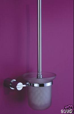Luxus Design Bürstengarnitur exklusive WC Bürste Halter 9306