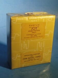 JOY-Parfum-Jean-Patou-Baccarat-Crystal-Sealed-Ref-2459