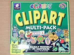 10,000 PROFESSIONAL CLIP ART IMAGES ON NEW CD