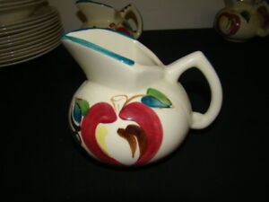 PURINTON-APPLE-KENT-JUG-VERY-GOOD