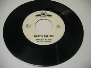 Uncle-Alvis-Hey-Hey-Pussycat-45-RPM-Rockabilly