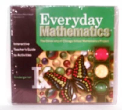 Everyday Math Interactive Teacher Lesson Guide Grade K
