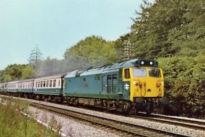 Rail-postcard-Class-50-No-50029-RENOWN-near-Bodmin
